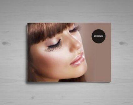 PMA化妆品产品画册
