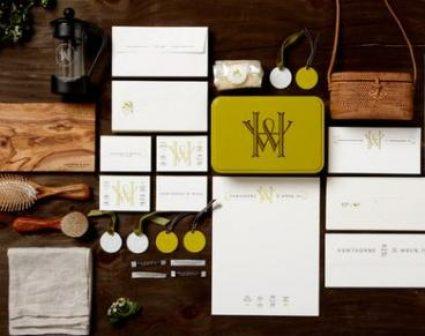 HAWTHORNE&WREN 品牌LOGO设计