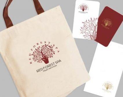 新加坡红树林SPA美容机构LOGO设计