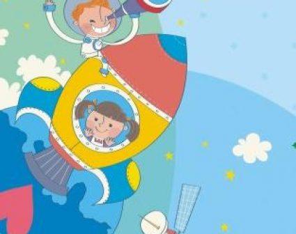 广州小科童教育海报设计