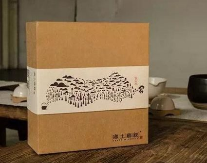 乡土乡亲品牌包装设计