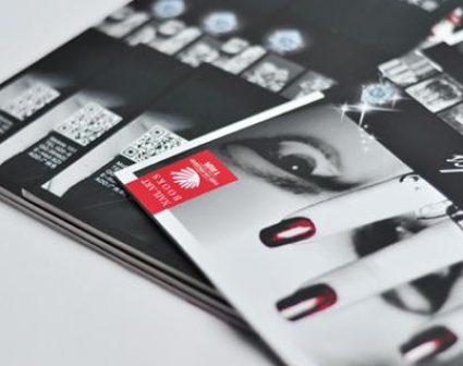 十指秀·甲逸产品册设计