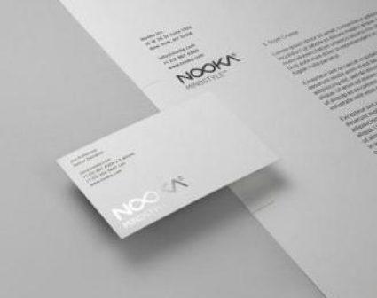 NooKA运动手表品牌VI设计