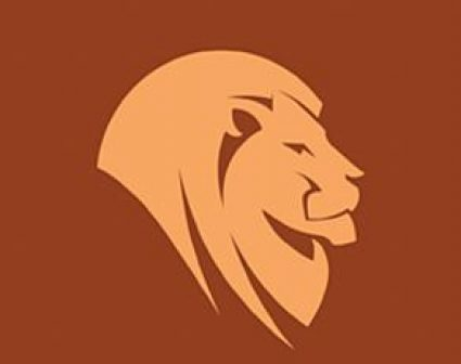 金盾狮子LOGO设计