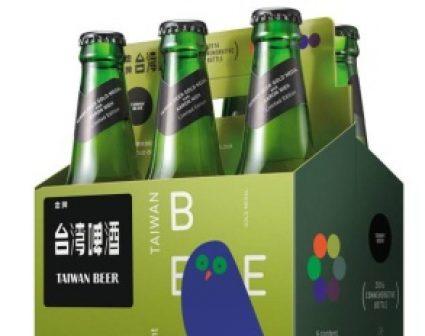 TAIWAN BEER 啤酒包装设计