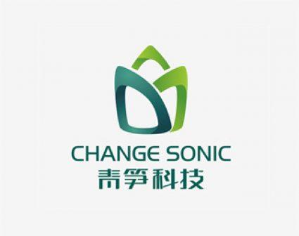 青笋科技logo设计