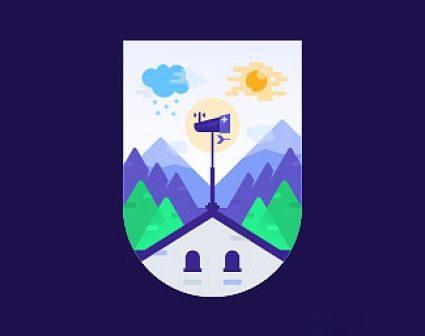 WSA房屋logo设计