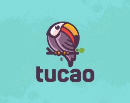TUCAO标志设计