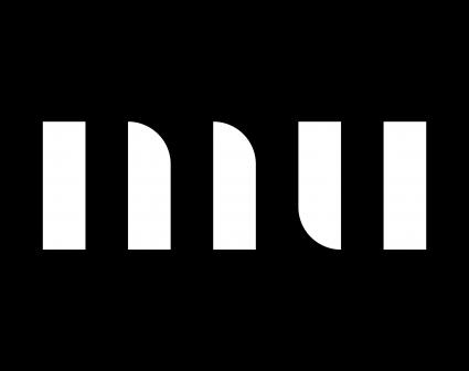 MU字母logo设计
