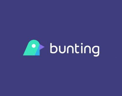 bunting标志设计