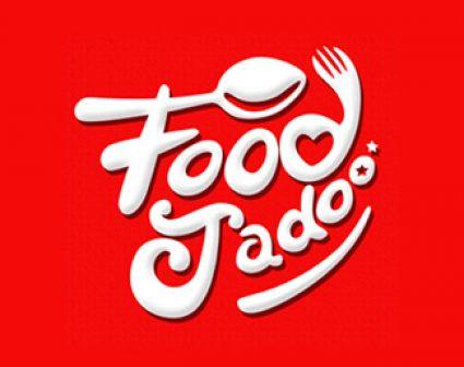 FOODJado标志设计