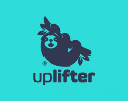 UPlifter标志设计