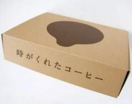 自然が飲むとき包装设计