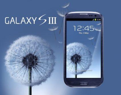 GALAXY S3 pop设计