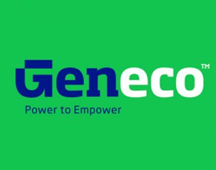 新加坡零售能源供应商GenecoLOGO
