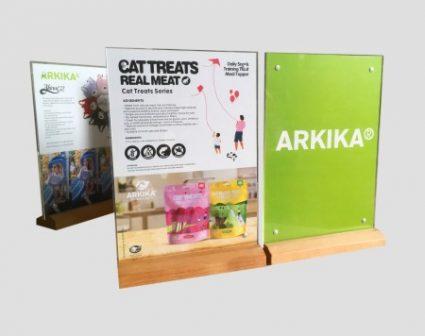 ARKIKA pop立牌设计