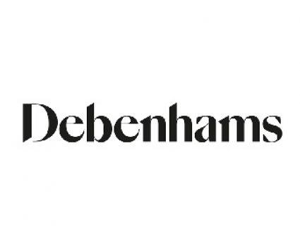 德本汉姆百货logo设计