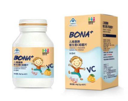 宝乐佳BONA+品牌包装设计欣赏