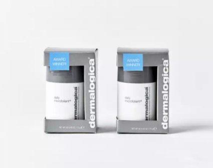 dermalogica品牌护肤品包装设计