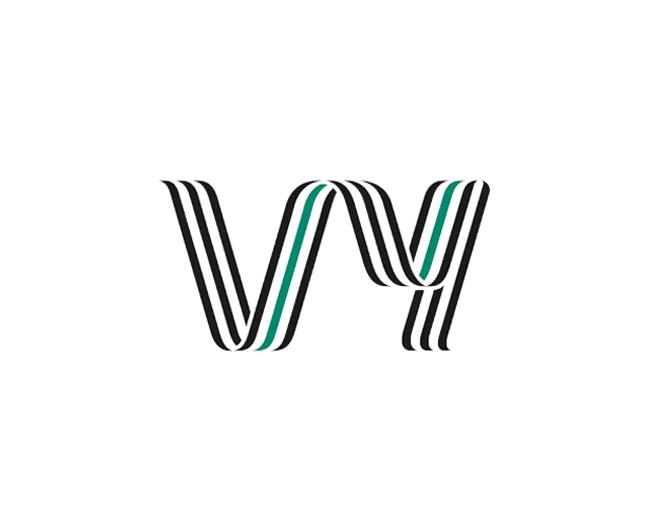 """挪威国家铁路合并公交全新品牌""""Vy""""LOGO设计"""