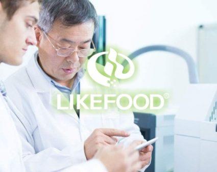 LIKEFOOD品牌标志设计二