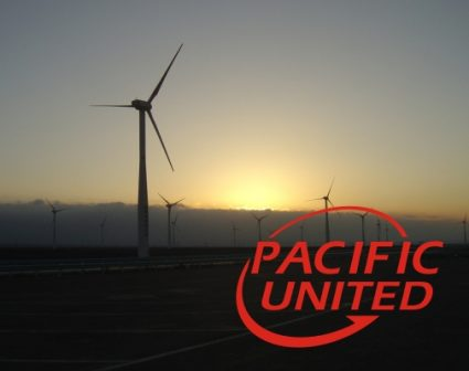 PACIFICUNITED标志设计