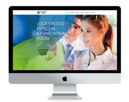 LEFF网页设计