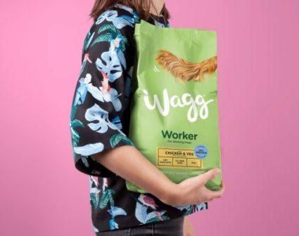 Wagg宠物粮包装设计