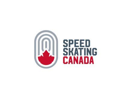 """加拿大速滑""""SSC""""管理机构LOGO"""