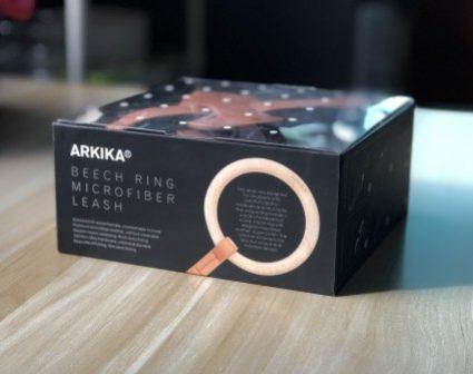 LEASH-ARKIKA宠物皮绳包装设计