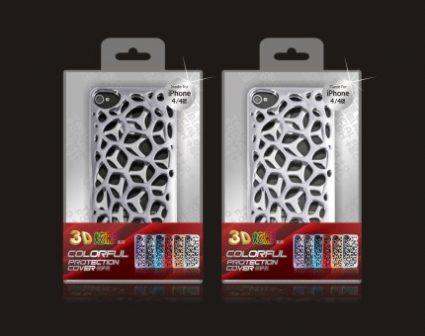 iPhone手机保护壳包装设计