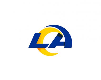 LA品牌标志设计
