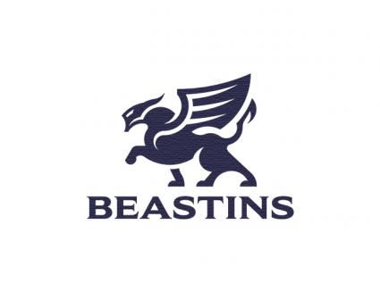 BEASTINS标志设计