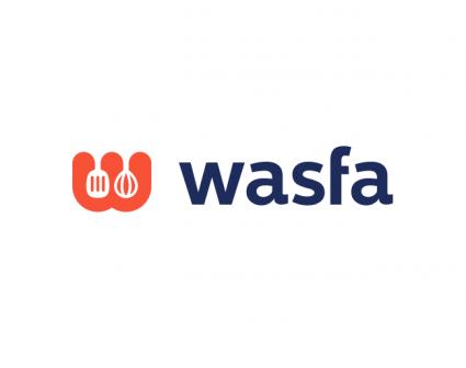 Wasfa标志设计