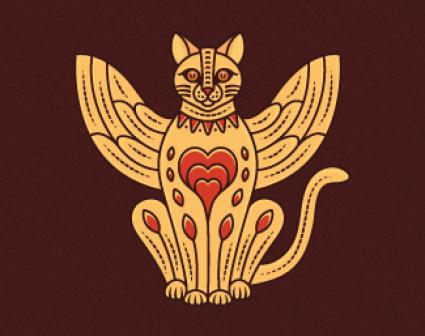 飞猫LOGO设计