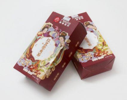 红豆薏米茶包装设计